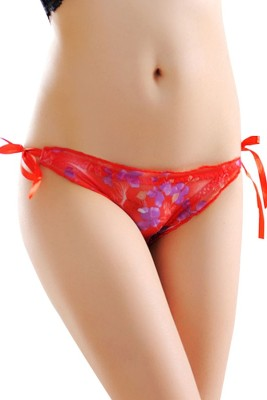 TheShoppingDiary Women's Brief Red Panty