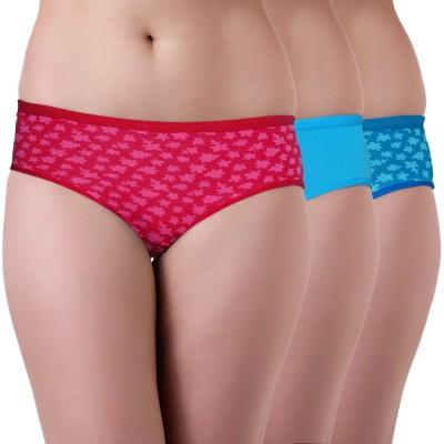 Tweens Women's Hipster Pink Panty