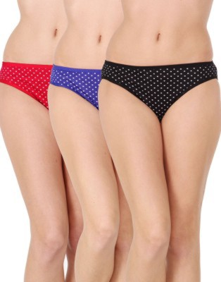 Butterfly Women,s Brief Multicolor Panty