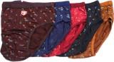 Padma Women's Brief Multicolor Panty (Pa...