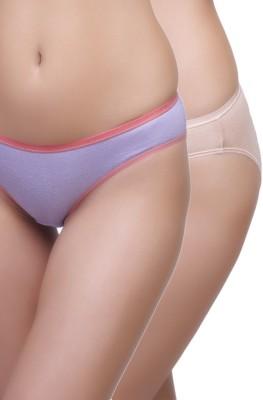Inner Sense Womens Bikini Multicolor Panty