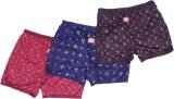 Padma Women's Boy Short Multicolor Panty...