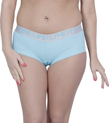 Olli Women's Hipster Light Blue Panty
