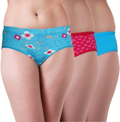 Tweens Women's Hipster Blue Panty