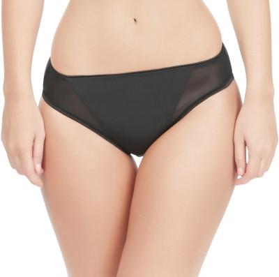 Comet Women's Brief Black Panty