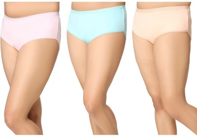 Eazy Women's Hipster Multicolor Panty