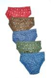 Njoy Panties Women's Brief Multicolor Pa...