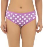 Gujarish Women's Hipster Purple Panty (P...