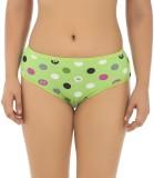 Gujarish Women's Hipster Green Panty (Pa...