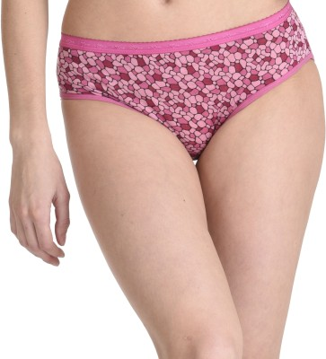 Inner Care Women's Brief Pink Panty