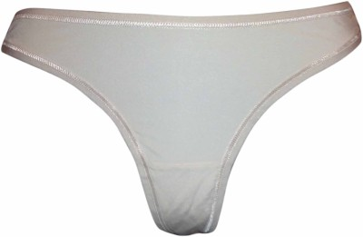 Kaamastra BT21-M Women's Thong White Panty