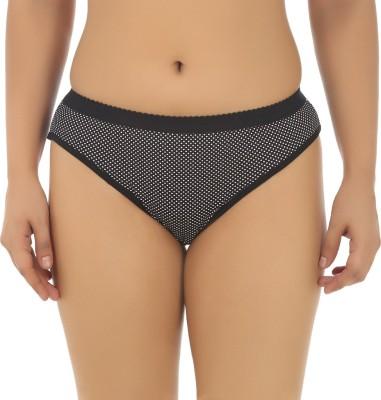 Gujarish Women's Hipster Grey Panty(Pack of 1) at flipkart