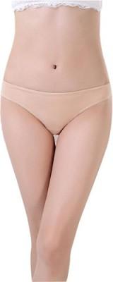 Queens Collections QCHIGWEPAN7007-PINK Women's Bikini Pink Panty