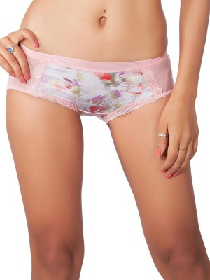 Shyle Women's Brief Pink Panty