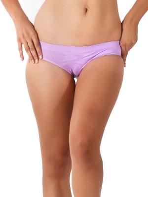 Shyle Women's Brief Purple Panty