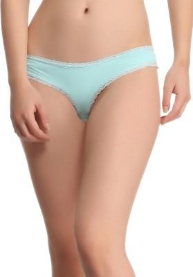 Clovia Women's Thong Blue Panty