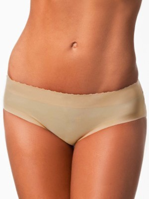 Dealseven Fashion Women's Brief Beige Panty