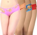 Maxter Women's Brief Pink, Orange, Light...