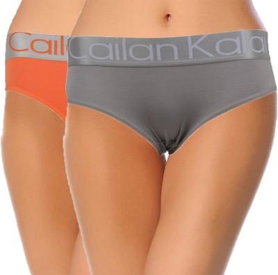 Cailan Kalai Women's Hipster Multicolor Panty