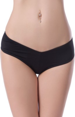 N-Gal 2 pcs Combo Pack Comfort Low Rise Boyshort type Panty Women's Boy Short Black Panty