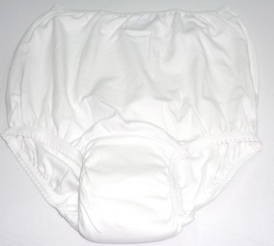 Ever Sures Women's Brief White Panty