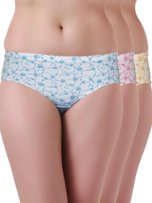 Tweens Cotton Women's Brief White Panty
