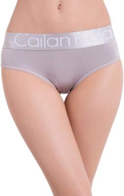 Cailan Kalai Women's Bikini Grey Panty