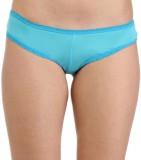 Secret Wish Lacy Bright Blue Women's Hip...