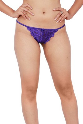 Luxemburg PurpleLace Women's G-string Purple Panty