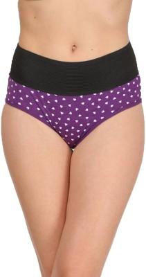 Embibo Women's Hipster Purple Panty(Pack of 1) at flipkart