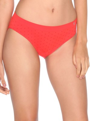 Channel Nine Gracy Red Women's Brief Red Panty