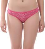 Gujarish Women's Bikini Pink Panty (Pack...