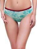 Inner Sense Women's Bikini Green Panty (...