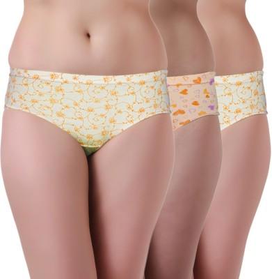 Tweens Women's Hipster Orange Panty