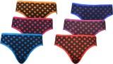 Niba Women's Brief Multicolor Panty (Pac...