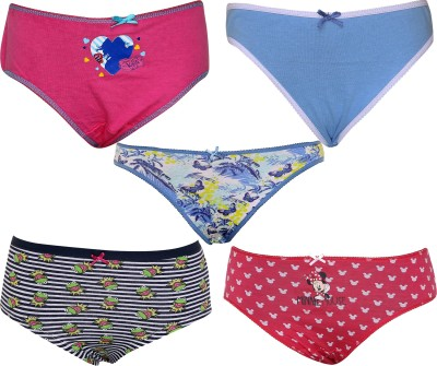 Pepperika Lucy Girl's Hipster Multicolor Panty