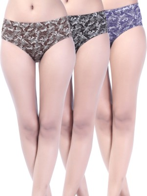 Softfeel Sf 15 Women's Hipster Multicolor Panty