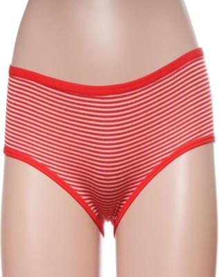 Feminin Women's Hipster Red Panty