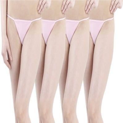 FIHA Women's G-string Pink Panty
