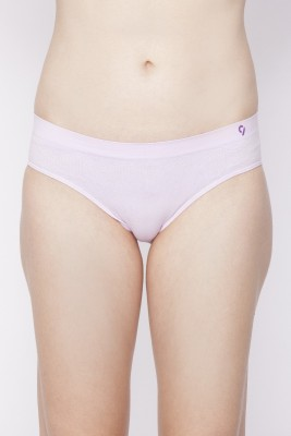Channel Nine Women's Hipster Pink Panty