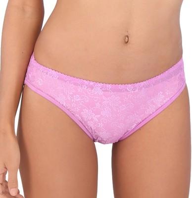 Bralux Camy Women's Brief Purple Panty