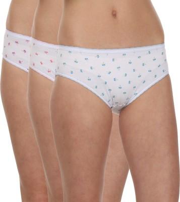 Blazon Women's Hipster Multicolor Panty