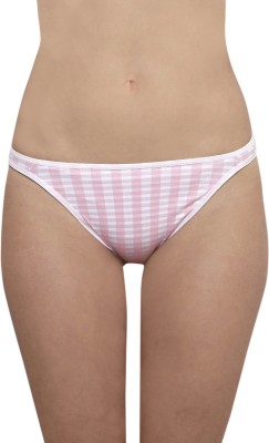 The Darling Trap Women's Bikini Pink Panty