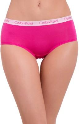 Cailan Kalai Women's Bikini Pink Panty