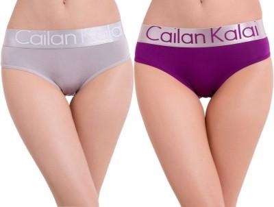 Cailan Kalai Women's Bikini Multicolor Panty