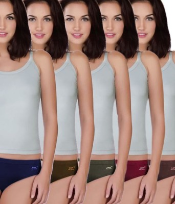LUX Women's Bikini Multicolor Panty