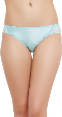 Clovia Women's Bikini Green Panty(Pack of 1) at flipkart