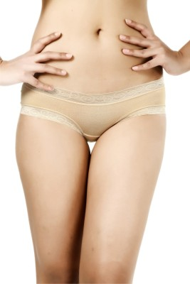 Deep Under Women's Hipster Beige Panty