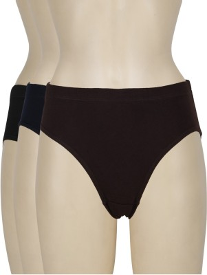 Bodymist Women's Brief Black Panty