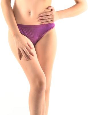 Inner Care Women's Brief Purple Panty